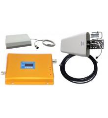 Усилитель сотовой связи GSM1800/3G Комплект