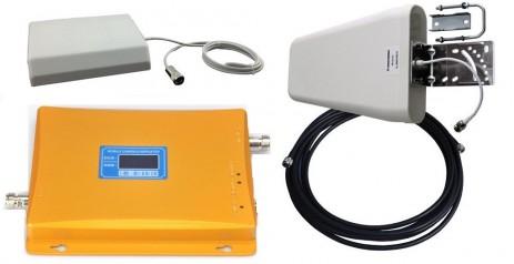 Усилитель связи GSM1800/3G Комплект