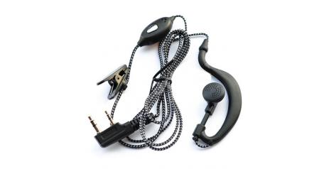 Гарнитура для рации HF-001/1 (шёлк)