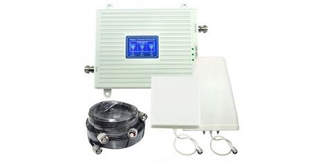 Усилитель связи GSM/3G/4G (Трехдиапазонный)